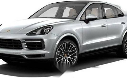 Porsche Cayenne 2020 3.0 V6 Coupé At