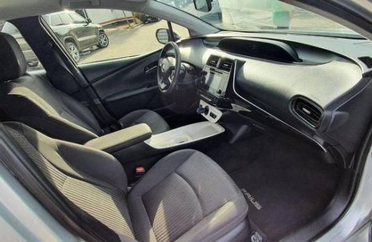 Toyota Prius Automatico Hybrid
