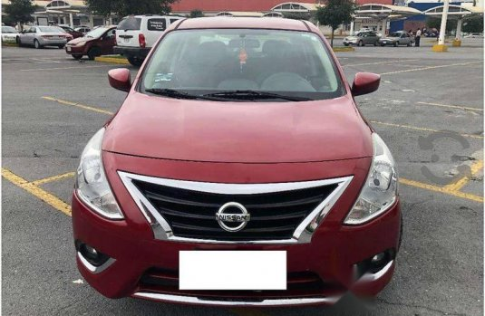 Nissan versa 2015 vino aut