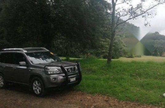 Nissan X-Trail con quemacocos