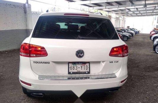 Volkswagen Touareg 3.0 tdi Tip 2013!! Piel,coco panorámico