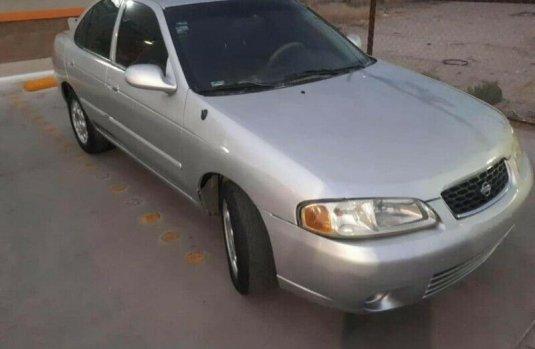 Oportunidad Nissan Sentra 2003 Standart 40,000 Mexicano 4 Cilndros Motor 1.8 Motor Y Transmision