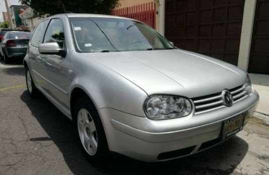 Volkswagen Golf Gti 2000 2.0L Impecable Excelente