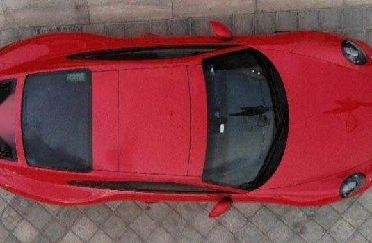 Porsche 911 carrera s 2019 rojo rk lucxe cars