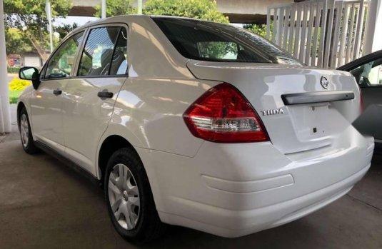 Nissan Tiida Drive 2016