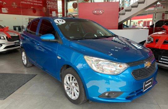 Chevrolet Aveo 2019 Lt Manual Somos Agencia