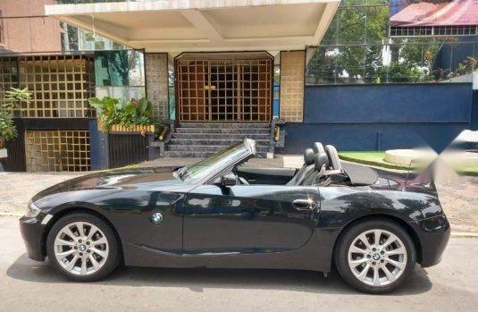 BMW Z4 2009 factura de seguros