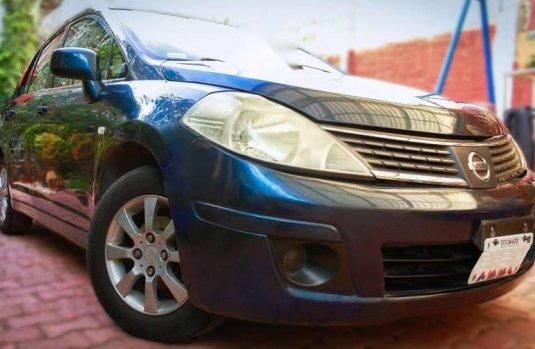 Nissan Tiida Custom 2008