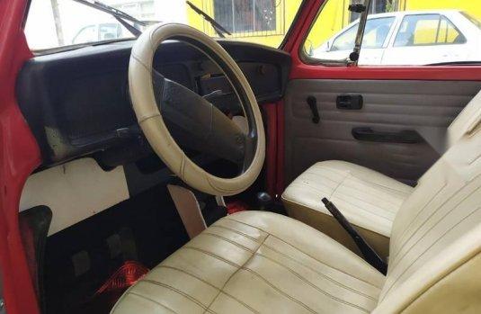 Volkswagen Sedan v8 placas antiguo todo pagado