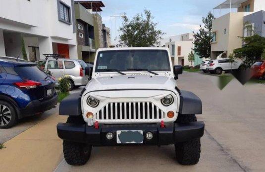 Jeep wrangler 2007 4x2,