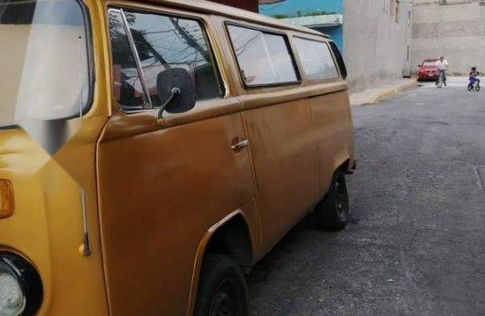 Volkswagen combi modelo 87