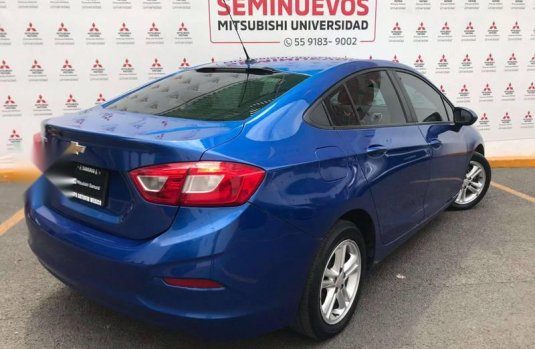 Chevrolet Cruz LT Manual 2017, llevatelo a crédito