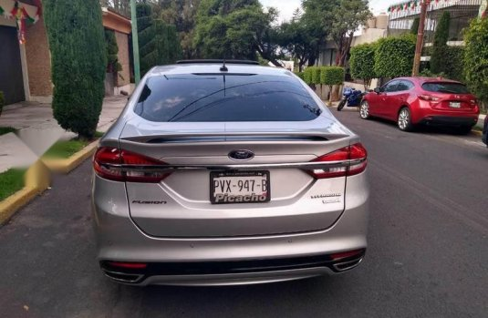 Ford Fusión titanium plus 2.0 turbo único dueño