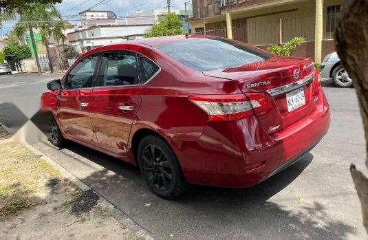 Nissan Sentra Advance 2013