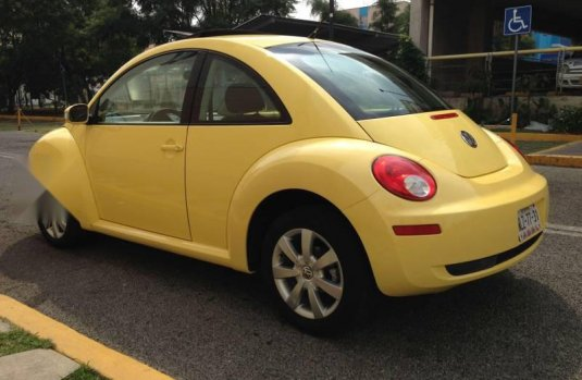 Beetle 2009 Q/C STD 2 litros