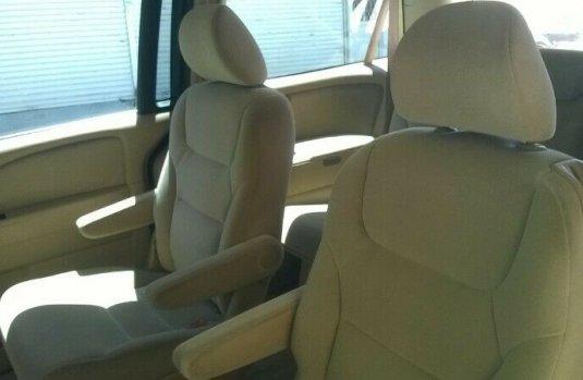 Honda Odyssey muy comoda