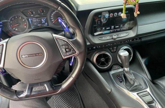 Chevrolet Camaro rs 2017 v6