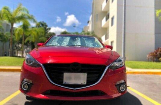 2014 Mazda 3 2.5