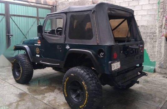 Jeep wrangler original