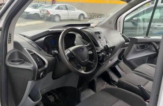 Ford Transit 2014 2.2 Chasis Corta Di Aa Custom M