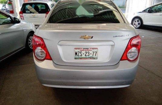 Chevrolet Sonic 2016 4p LT L4/1.6 Aut