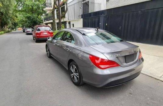 Mercedes-Benz ClaseCla 180 Cgi sport