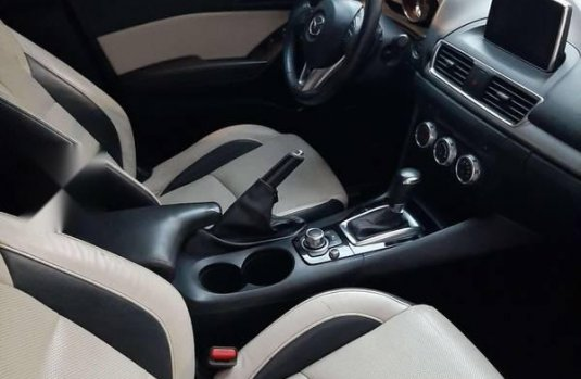 Mazda 3 SGT 2016 piel Bitono