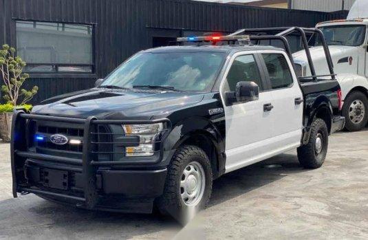 Ford F 150 2017 2p XL Crew Cab. 4x2 V6/3.5 Aut