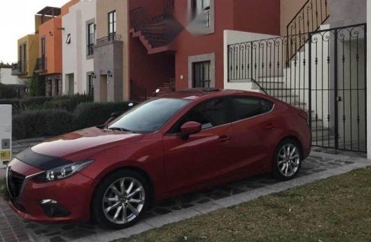 Mazda 3 2016 2.5 sport