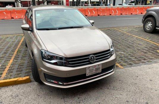 Volkswagen Vento 2017 Comfortline Tiptronic Somos Agencia
