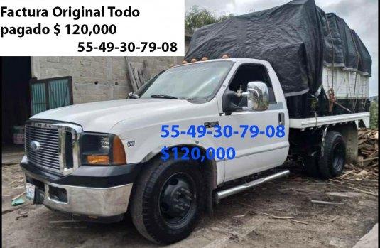 f 350 motor v8 tritón estándar todo pagado