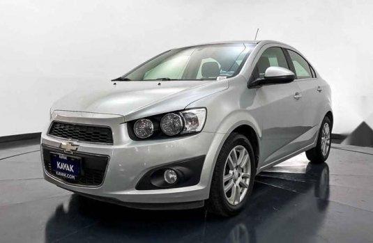21501 - Chevrolet Sonic 2016 Con Garantía At