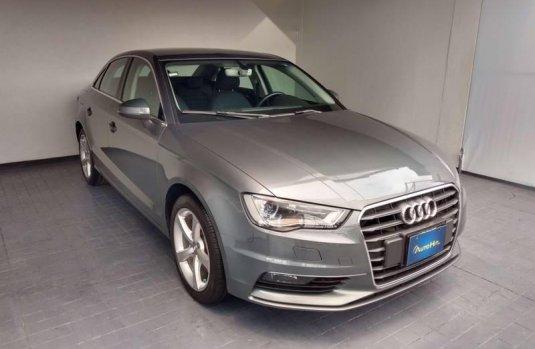 Audi a3 ambiente 2016