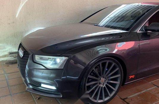 Audi A5 único en su trato