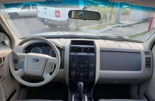 Ford Escape Un Solo Dueño, Factura Original