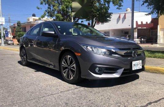 Honda Civic 2016 Turbo Plus Excelente Trató