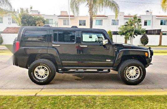 Hummer H3 Luxury 4x4 2006 Nacional piel quemacocos