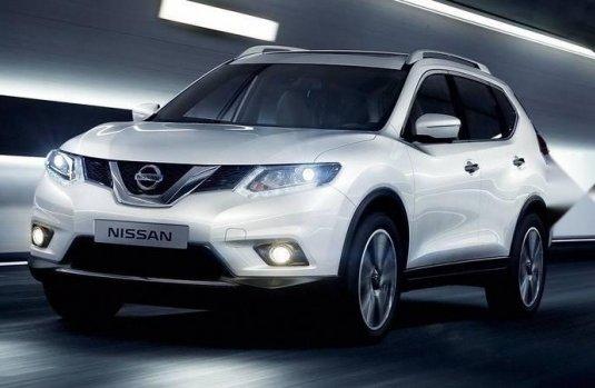 Nissan X-Trail 2015 2.5 Exclusive 2 Row Cvt