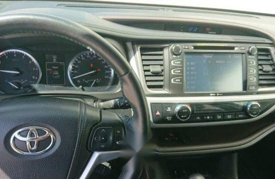 Toyota Highlander 2014 3.5 Xle V6 At