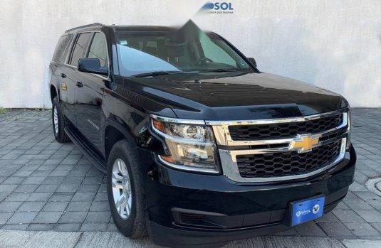 Chevrolet Suburban 2018 5.4 Lt Piel Cubo At