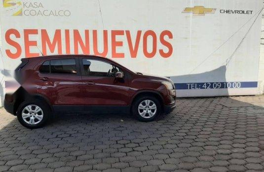 Chevrolet Trax 2015 1.8 LS Mt