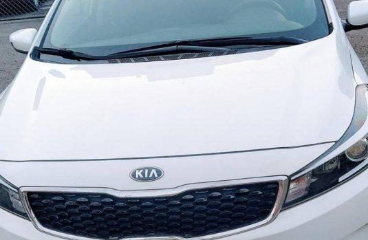 Kia forte Año 2018 44 mil KM de remate