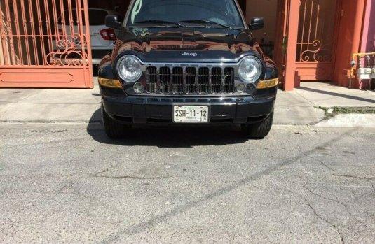 Vendo Jeep Liberty 2007