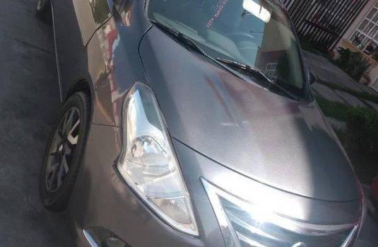Se vende bonito Nissan versa 2017