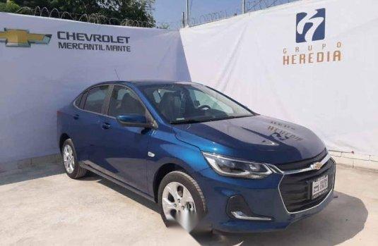 Chevrolet Onix 2021 4p Premier G