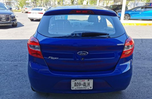Ford Figo Impulse Transmisión Manual