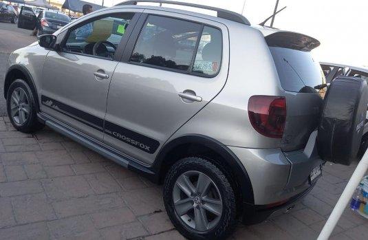 Volkswagen Crossfox 2012 Plata
