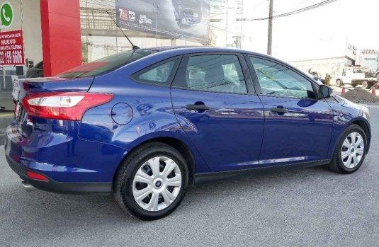 Ford Focus 2014 4p Ambiente L4/2.0 Aut.
