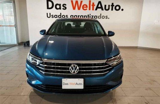 Volkswagen Jetta 2019 4p Comfortline L4/1.4/T Aut.