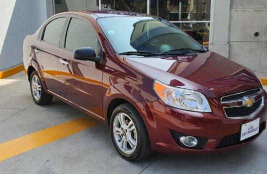 Chevrolet Aveo sin adeudos